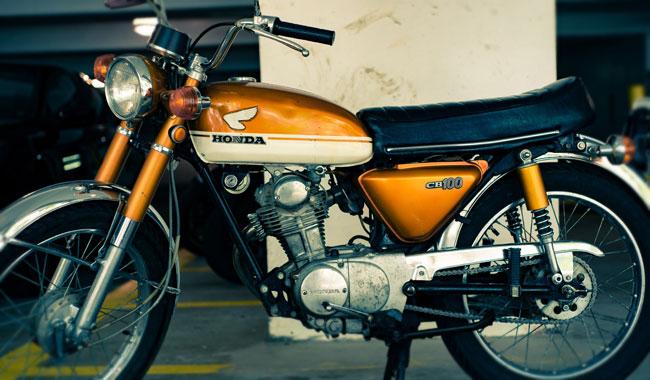 新旧愛すべき旧車バイク達(ネイキッド編)